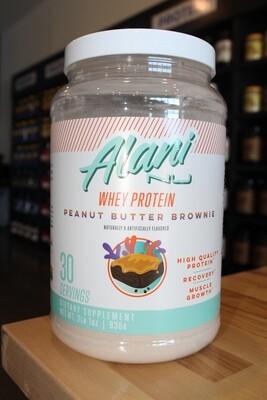 Alani Nu Protein (Peanut Butter Brownie)