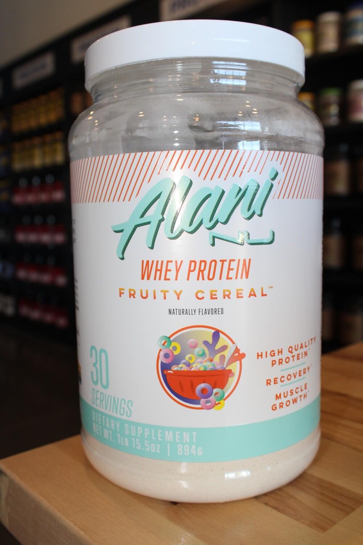 Alani Nu Protein (Fruity Cereal)