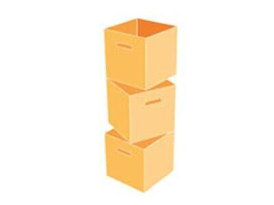 Trastero grande - Large unit - Box grand