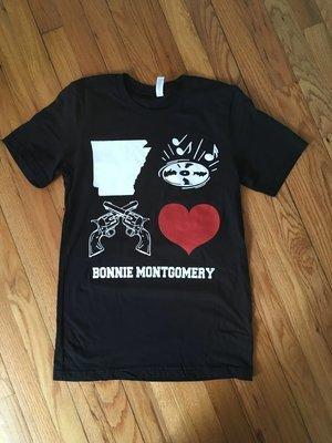 """Bonnie Montgomery"" T-Shirt"