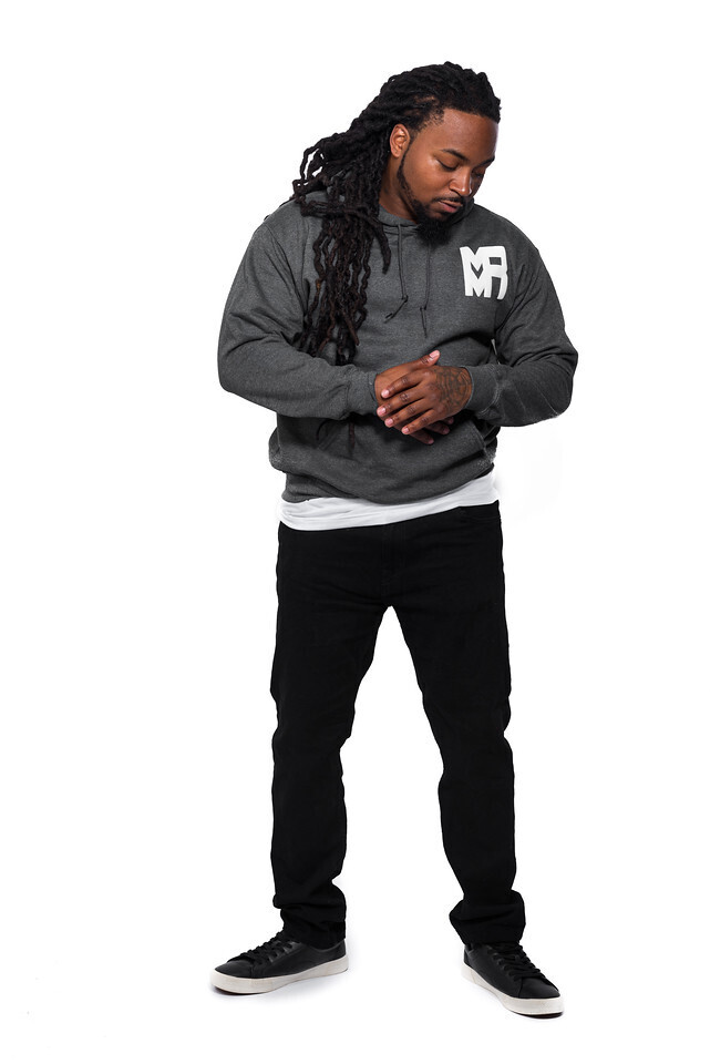 Pull Over Hooded Sweat Shirt