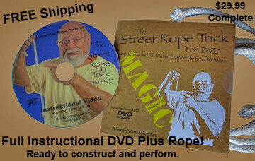 The Street Rope Trick