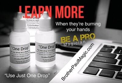 One Drop - The Working Magi's Non-Slip Hand Conditioner