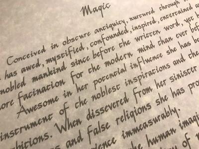 Magic - John M. Hughes