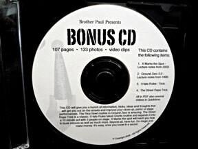 The Bonus CD