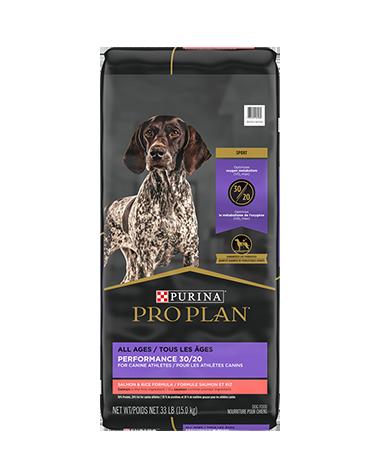 PRO PLAN PERFORMANCE SALMON & RICE DOG FOOD 15KG