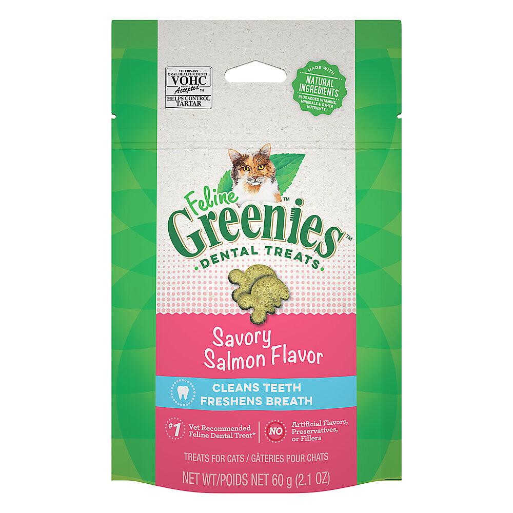 FELINE GREENIES TUNA 5.5OZ