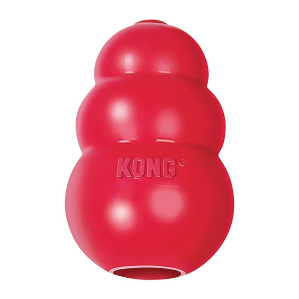 KONG CLASSIC MED RUBBER