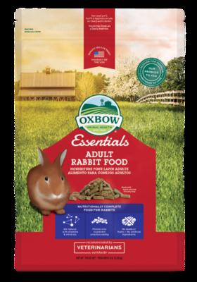 OXBOW ADULT/ YOUNG RABBIT FOOD 10LB