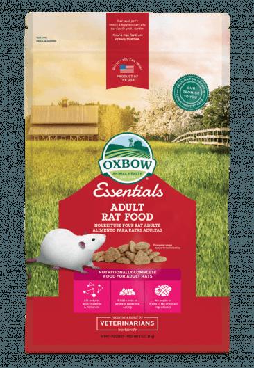 OXBOW RAT FOOD 2.5KG
