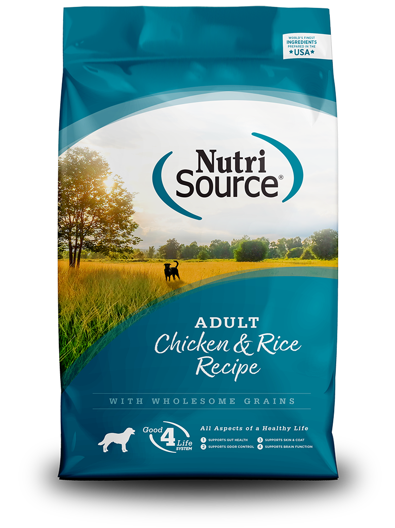NUTRI SOURCE CHICKEN DOG ADULT 2.26KG