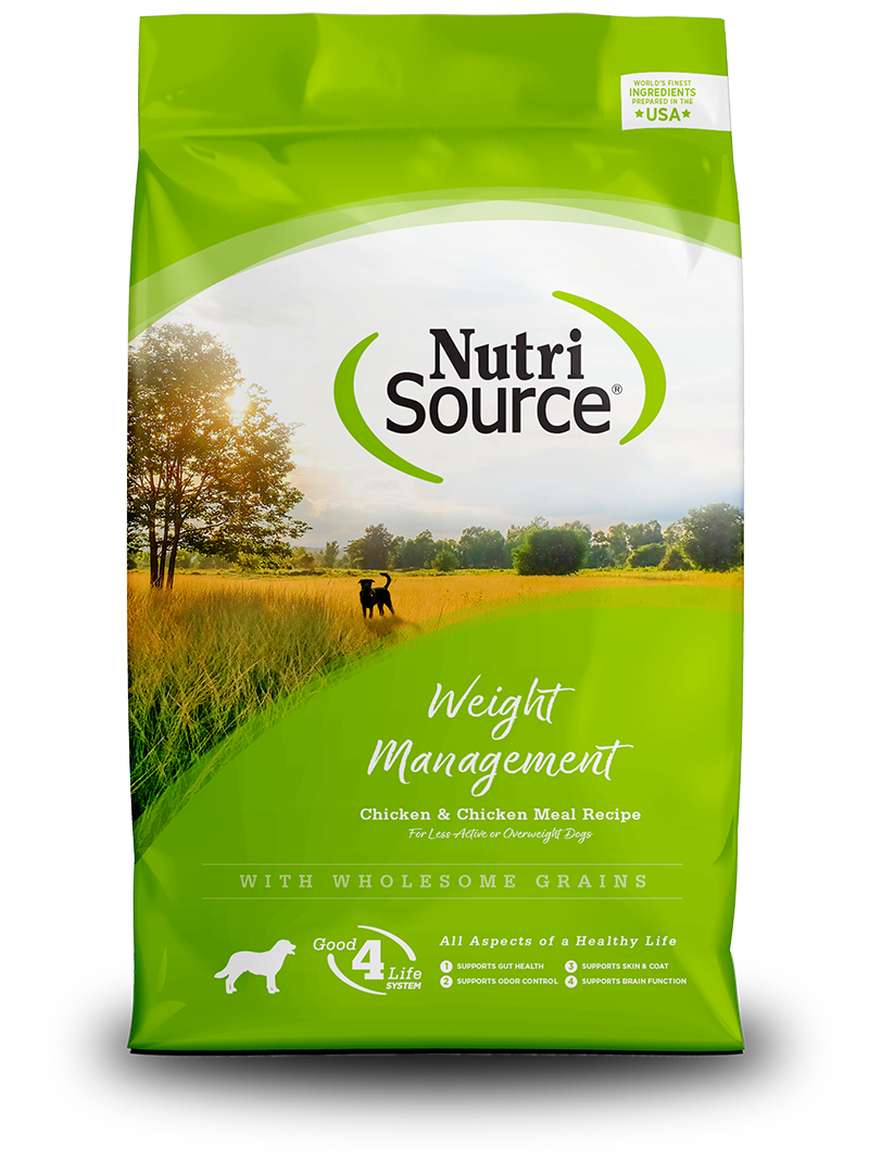 NUTRI SOURCE WEIGHT DOG 5LB