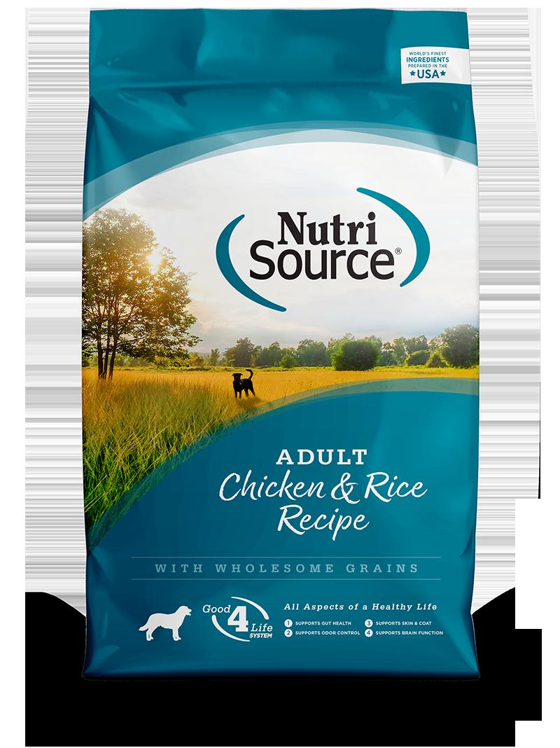 NUTRI SOURCE CHICKEN DOG ADULT 6.8 KG