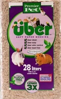 UBER SOFT PAPER BEDDING 28 LITRE
