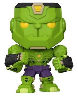Pop Marvel Avengers Mech Strike Hulk 833