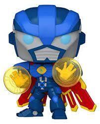 Pop Marvel Avengers Mech Strike Doctor Strange 832