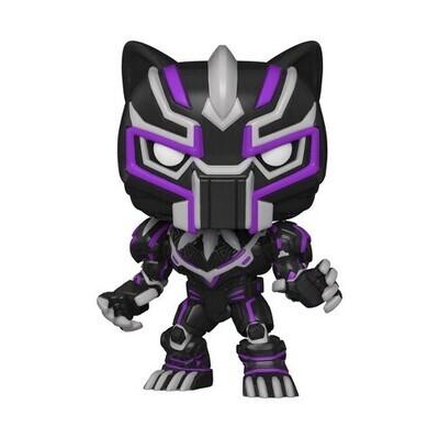 Pop Marvel Avengers Mech Strike Black Panther 830