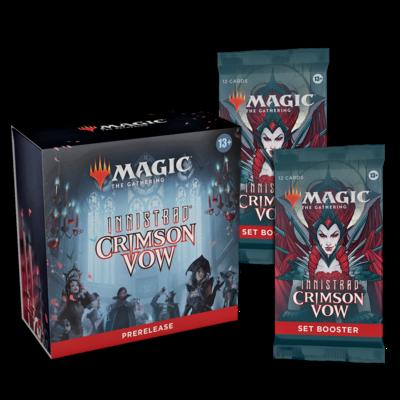 Innistrad Crimson Vow - Pre-Release Kit