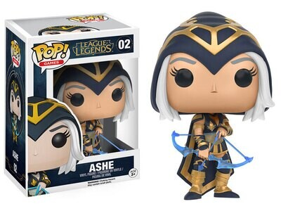 League Of Legends - Ashe 02