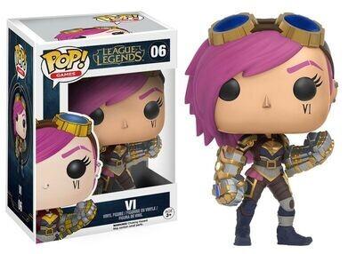League Of Legends - Vi 06