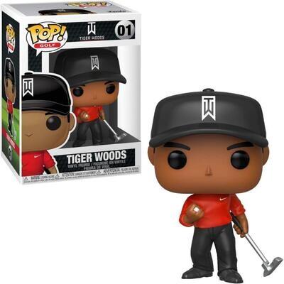 Pop Golf Tiger Woods 01