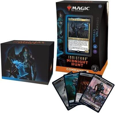 Innistrad: Midnight Hunt Commander - Undead Unleashed