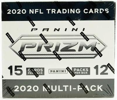 2020 Panini Prizm Multipack Box