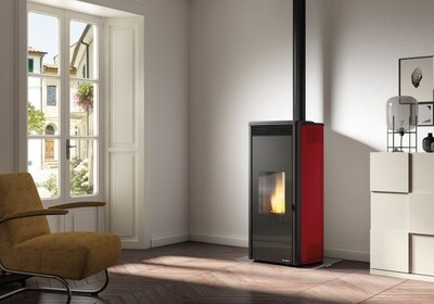 ECOFIRE ISABEL 9 KW AIR  PRO 2 UP