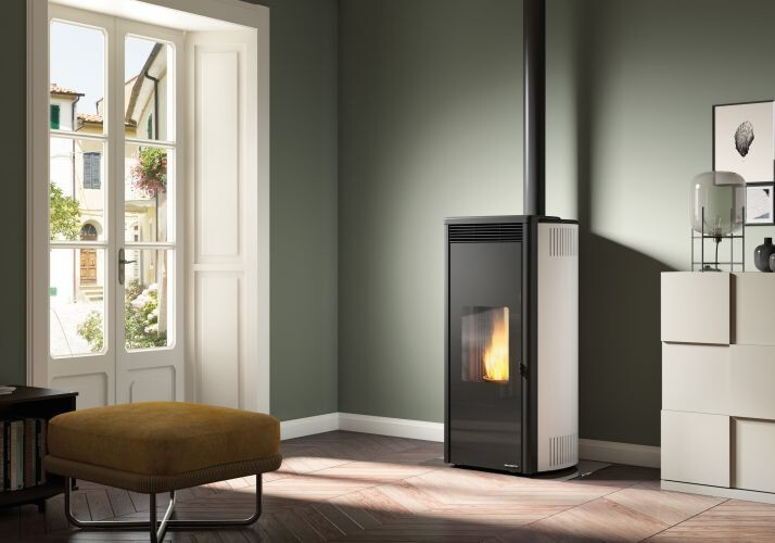 ECOFIRE ISABEL 12 KW AIR PRO 2 UP