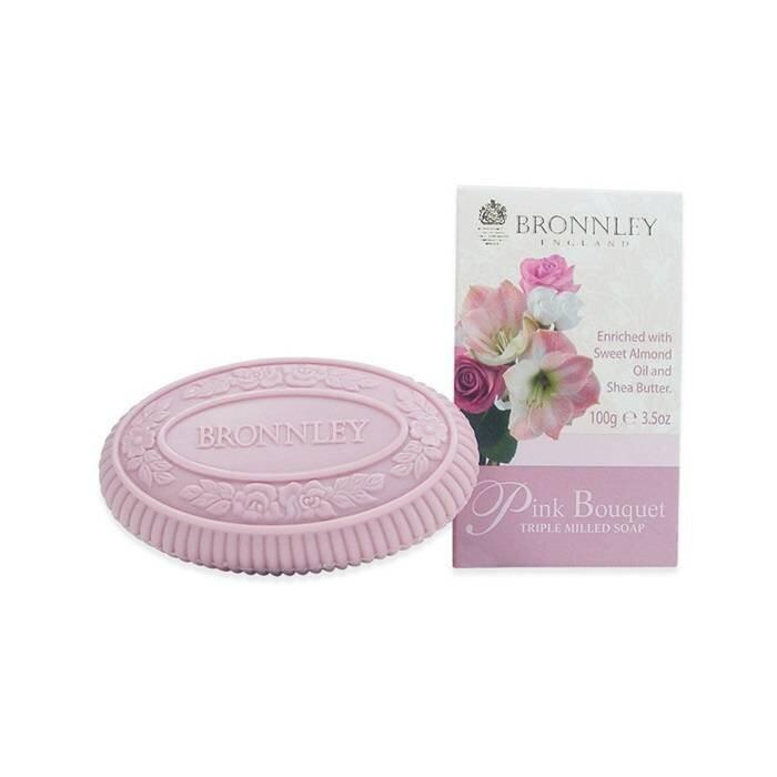 Pink Bouquet zeep
