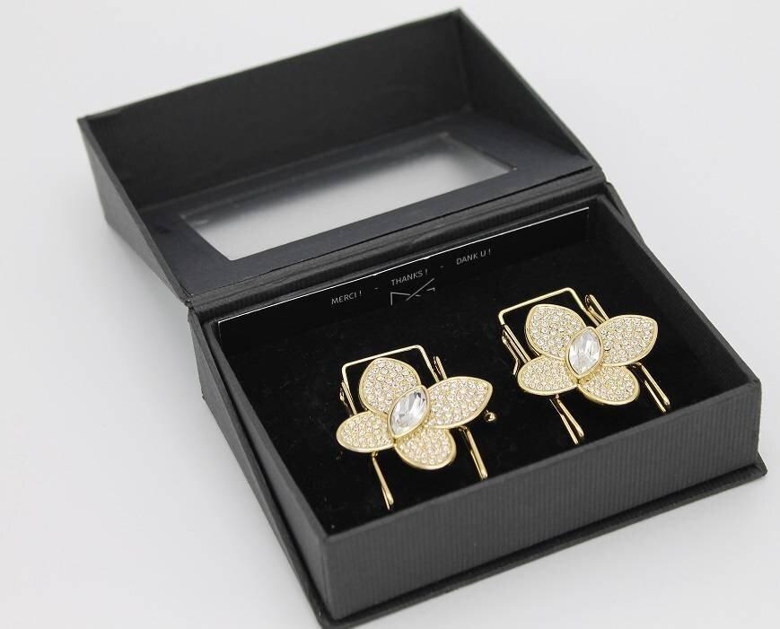Butterfly Diamond Gold - Clip n Go