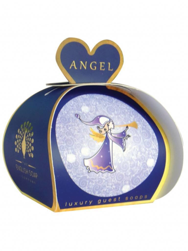 Christmas Angel Guest Soaps
