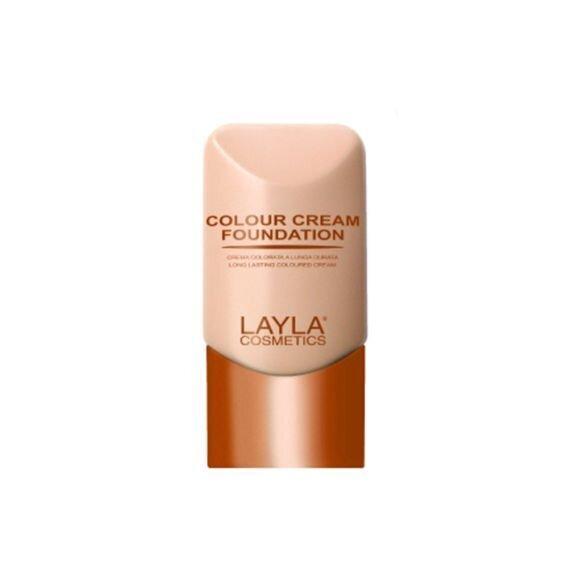 Color Cream Foundation N°3 - Layla