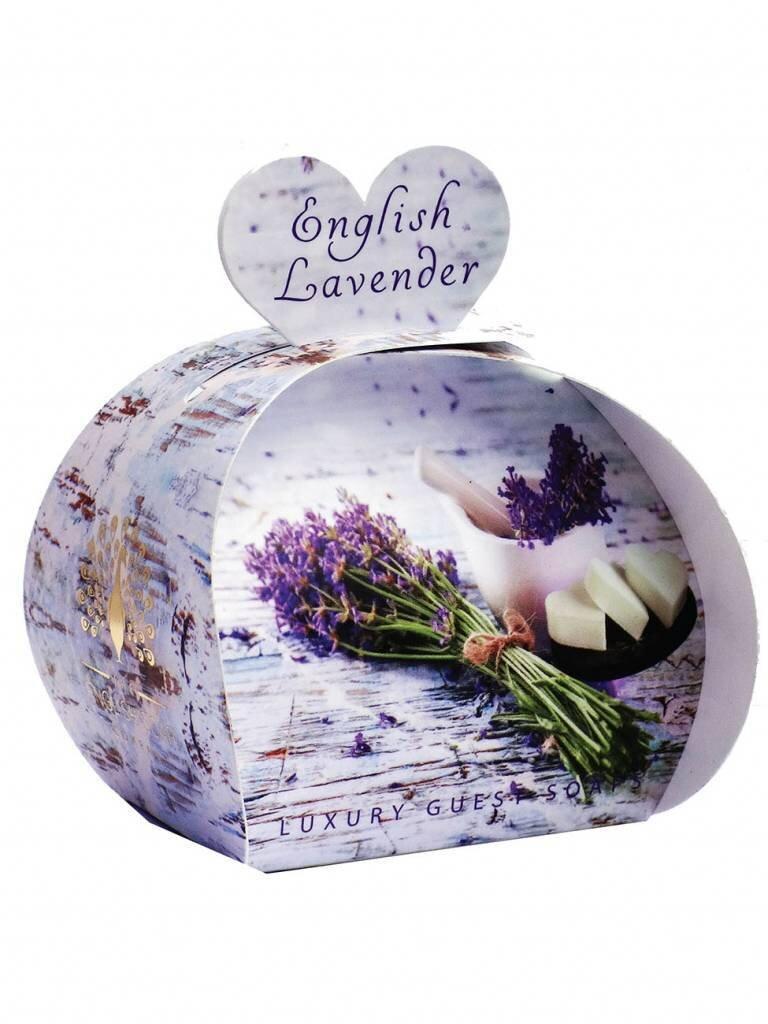 English Lavender Guest Soap