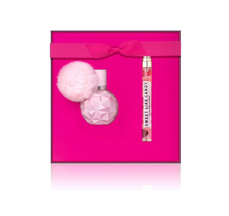 Coffret Sweet Like Candy d' Ariana Grande.