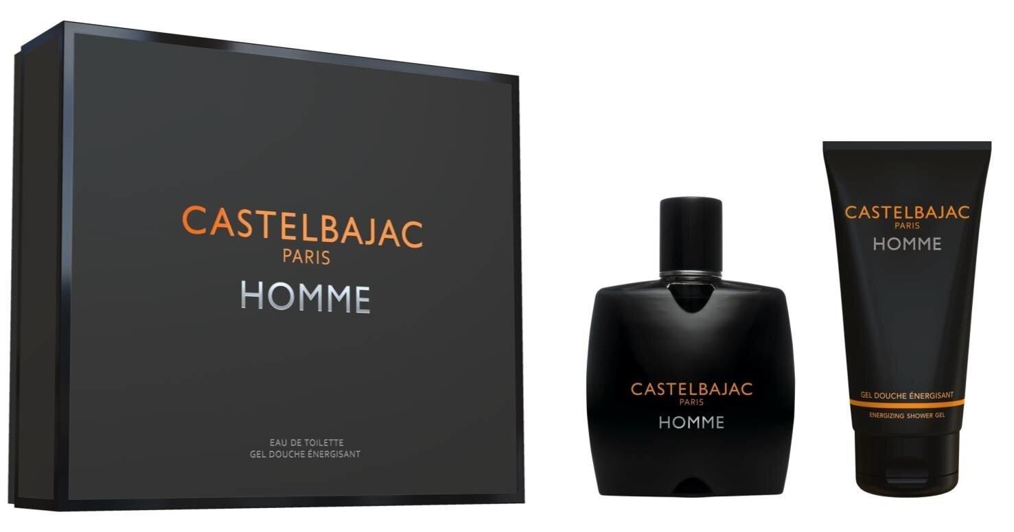 Coffret Castelbajac Homme