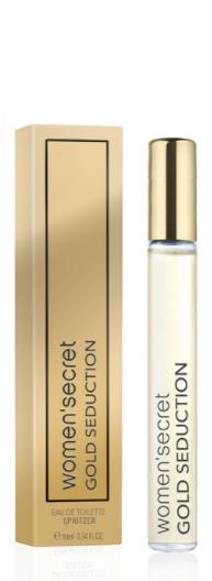 Gold Seduction Travel Spray