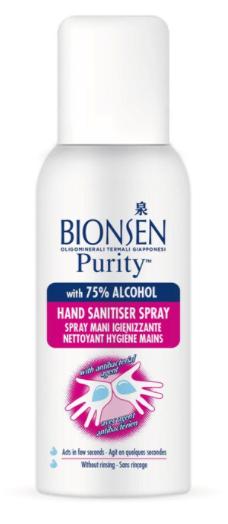 Desinfecterende Handspray 75%
