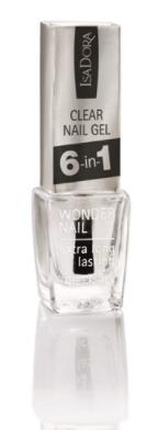 Clear Nail gel 6-in -1 N° 697