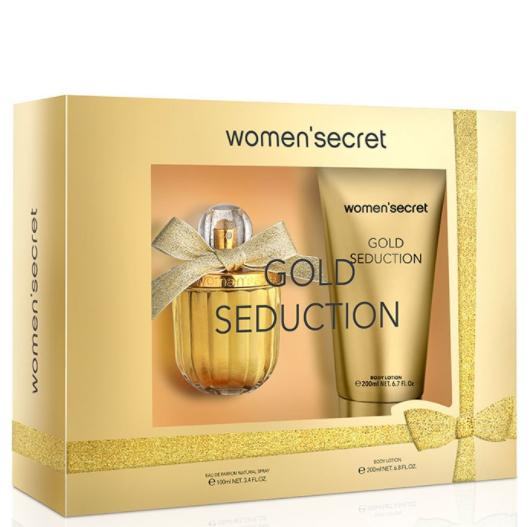 Coffret Gold Seduction by Women ' Secret