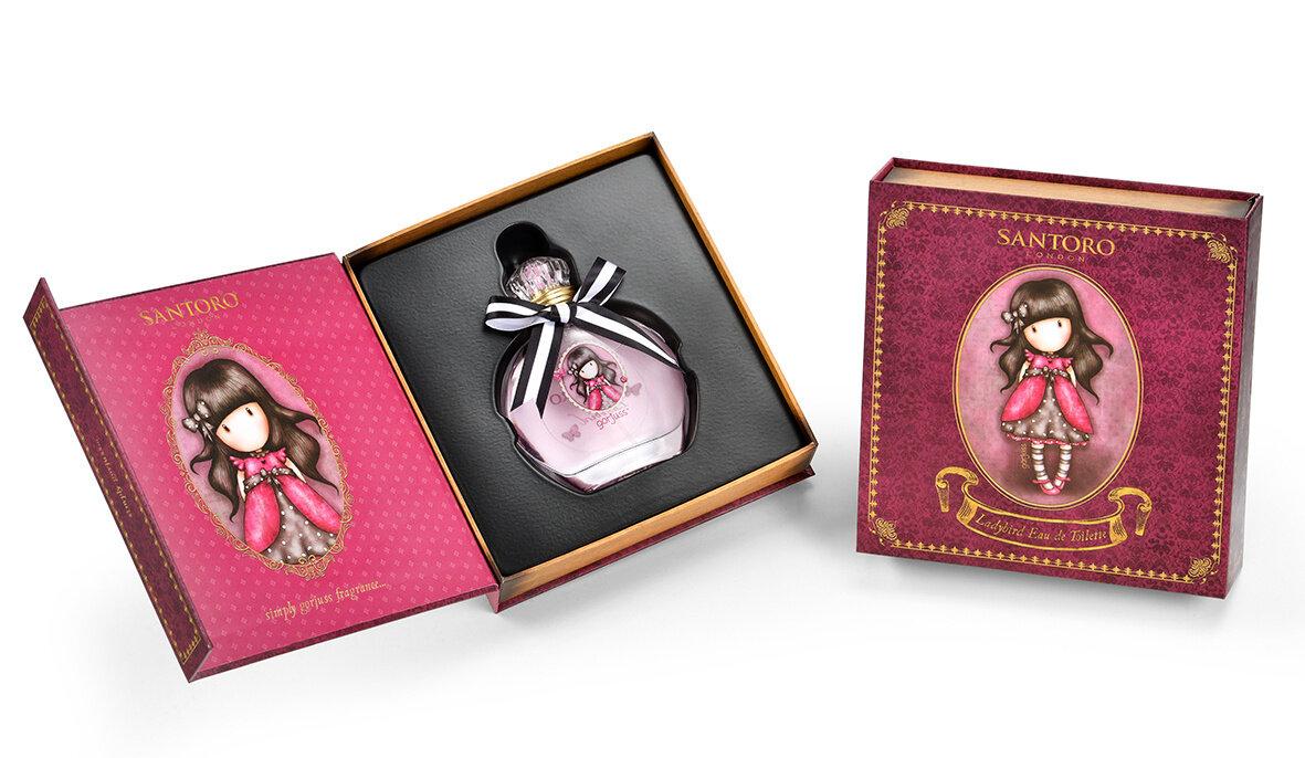 Boek Geschenk Set Gorjuss Ladybird
