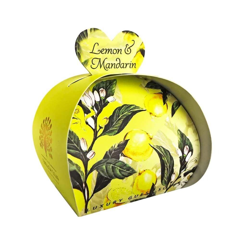 Lemon & Mandarin Gastzeep