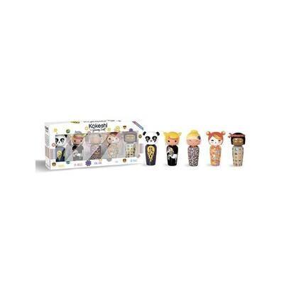 Gift Set Kokeshi Mini's