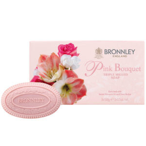 Pink Bouquet – Triple Milled Soap Collection