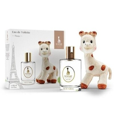 Geschenk Set Sophie La Girafe Eau De Toilette