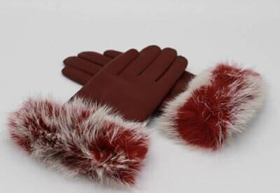 Rood fur