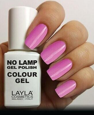 No Lamp 14 Dance With Pink - Gel Polish