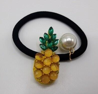 Haarrekker Ananas
