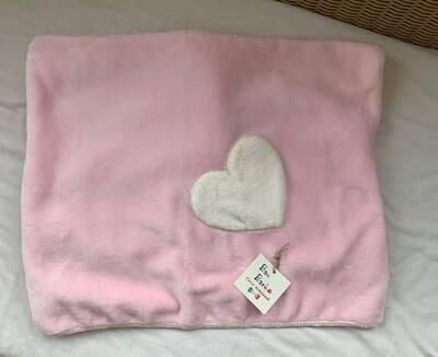 Margo dudu blanket Pink