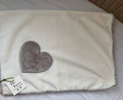 Margo Dudu Blanket crème